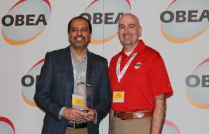 Award of Merit-Bilal Mirza -Toronto DSB