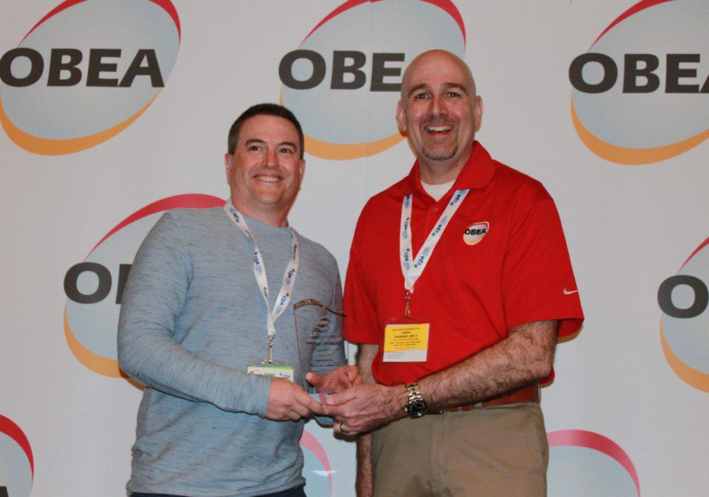 Award of Merit-Richard Grignon-Ottawa DSB