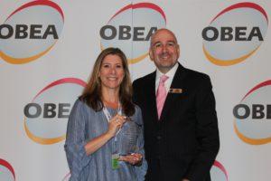 Claudia Pestrin-YRDSB-Award of Merit