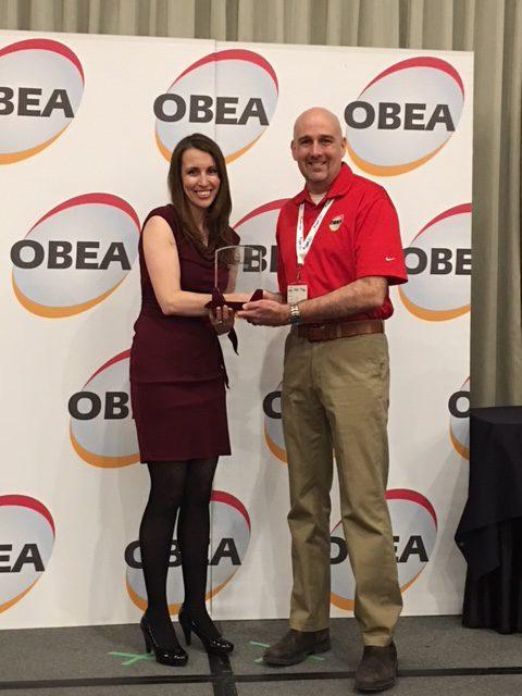 Innovative Teacher of the Year-Jessica Archdekin-Peel DSB