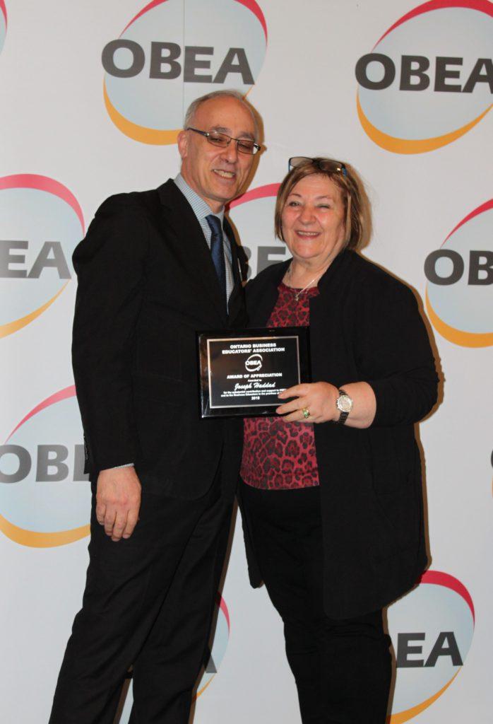 Special Award - Joseph Haddad